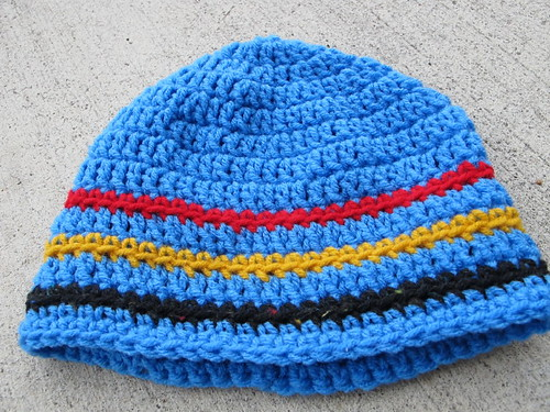 A Thomas Hat for Luke