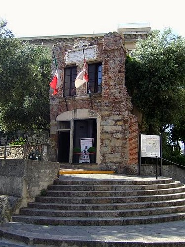 Christopher Columbus House in Genoa