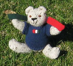 Ravelry: The Knitted Teddy Bear - patterns