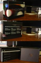 FCS2 (Arbron) Tags: motion apple box software packaging package finalcutpro finalcutstudio dvdstudiopro soundtrackpro finalcutstudio2