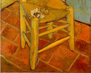 Van Gogh's Chair Legs