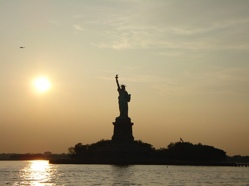 Statue of Liberty from Yacht-1