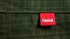 Genial (sergio_conda) Tags: red ed rojo general super culo picante pantalon maron etiqueta genial feo rominita vivazapata chingon delaostia minuevopantalónmarrón
