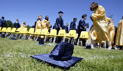 Pine Bush High School. Pine Bush, NY.  6/23/07