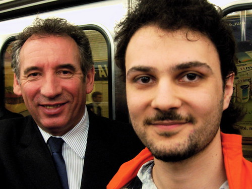 François Bayrou et moi