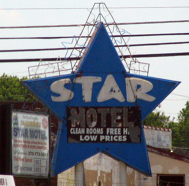 Star Motel - Cave City, KY