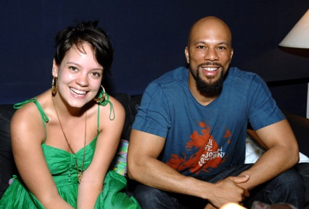 Common Feat. Lily Allen - Driving Me Wild mp3 Produced By Kanye West