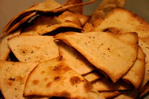 Danielle's Tortilla Chips