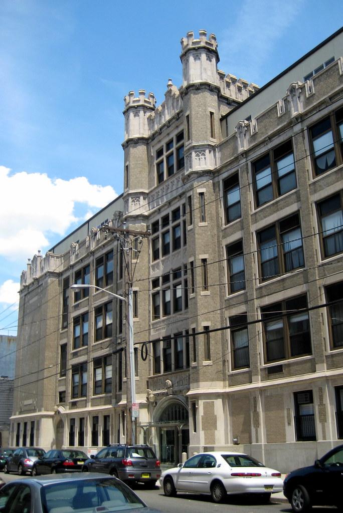 NJ - Hoboken - Former Public School No. 3