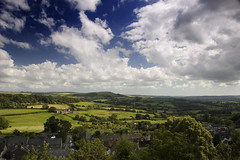 South from Shaftesbury (Joe Dunckley) Tags: uk england landscape dorset stjames shaftesbury blackmorevale parkwalk cranbornechase melburydown