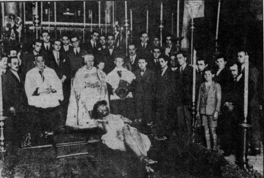 Bendición 1929