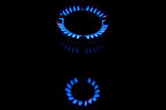 Margarides de Foc / Fire marguerites (juli_modul) Tags: blue fire gas fuego blau margaritas foc margarides sonydscr1 flickrsbest aplusphoto ltytr1 ultimateshot infinestyle theperfectphotographer