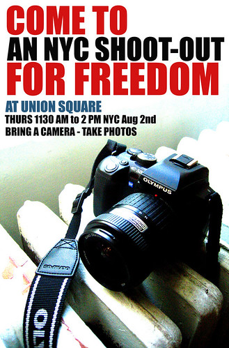NYC SHOOT OUT for FREEDOM