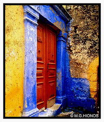 Colors  Travel.......Greece (Mindstormphotos) Tags: door travel blue red summer vacation urban sun color topf25 colors yellow geotagged greek photography photo topf50 flickr photos vivid greece buy greekislands rodos soe cyclades professionalphotographer scannedimages professionalphotography mediteranean themoulinrouge travelphotography rohdos firstquality mywinners nikoncameras outstandingphotos theexhibit  visitgreece superaplus aplusphoto superbmasterpiece beyondexcellence aegeanislands suberbmasterpiece diamondclassphotographer flickrdiamond outstandingtravelphotos elegantgroup buytravelphotos colourartaward vividmasters artlegacy mindstormphotos mghionos  thebestvivid suprcolrmosaicvii greecetravelguides redmatrix selectbestfavorites selectbestexcellence