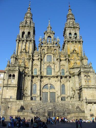 2007-08-07 Santiago de Compostela by wysarri.