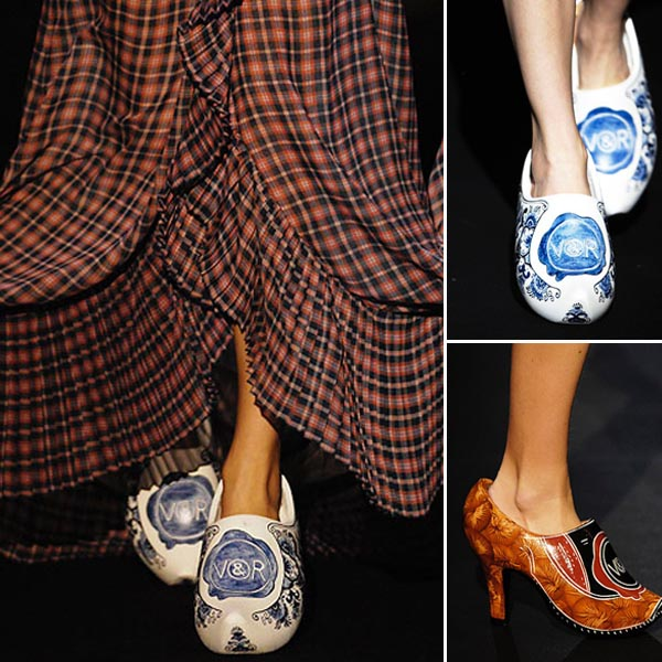 Clogs victor and rolf fall 07
