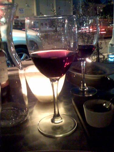 Dinner on La Brea
