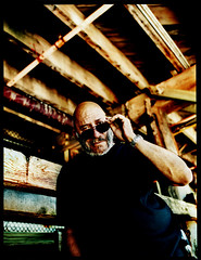 Sid Haig Portrait (Mark Berry - Photographer & Graphic Designer) Tags: 2005 uk portrait halloween mediumformat bristol photography la pier us losangeles photographer designer santamonica famous personality photograph cult writer infamous based tarantino jackiebrown diamondsareforever sidhaig fanculture markberry houseofa1000corpses flickrdiamond hotcherry darksidemagazine cultpersonalities estoreric wwwhotcherrycouk
