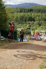 UCIFtBillDH27 (wunnspeed) Tags: scotland europe mountainbike downhill worldcup fortwilliam uci