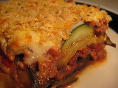 Ratatouille Moussaka