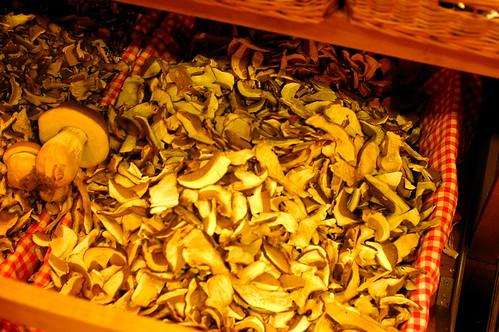 dried porcini