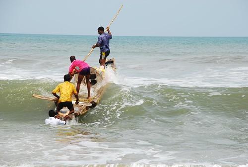 Ganapathy Immersion - Chennai