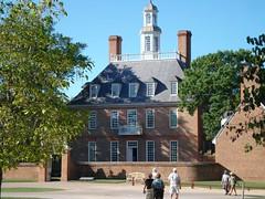 Governors House, Willimasburg VA