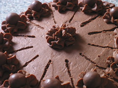 Chocolate Malt Matinee Cake 2