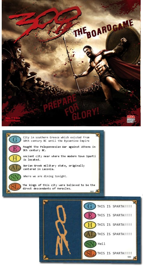 300 - The Board Game