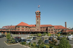 Portland Amtrak Station