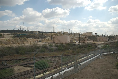 Baldwin Hills Oil Fields
