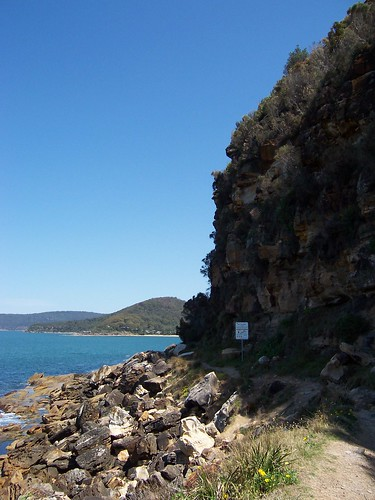 Path to Pearl Beach