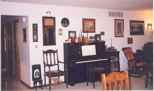 back living room view-Dec 98