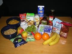Sonntagsmuesli 1 (multipel_bleiben) Tags: essen frhstck obst