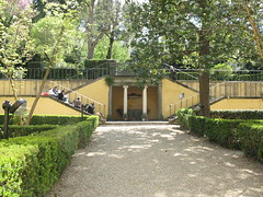 Garden of the Museo