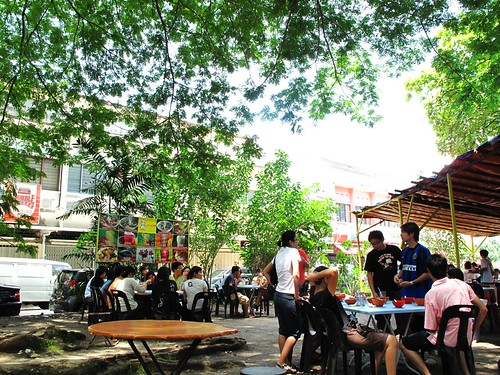 IMG_1683 Hawkers Under the Big Trees ,Ipoh . 怡保大树脚