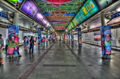 Silom BTS Station