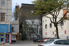 Globe Less Katsu (www.TheBombersDream.com) Tags: graffiti globe less katsu osker torontograffiti