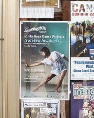 Nova Poster - DSC 3661 ep (Eric.Parker) Tags: toronto window nova poster dance dancer futon bloor ipsita bhattacharya