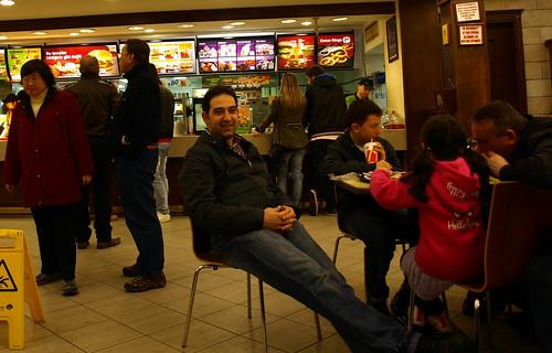 Restaurante menos turistico de Estambul
