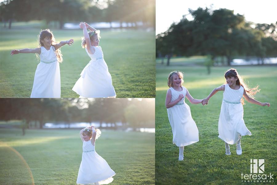 Gorgeous light for wedding photos, vineyard setting, Napa Valley wedding photographer