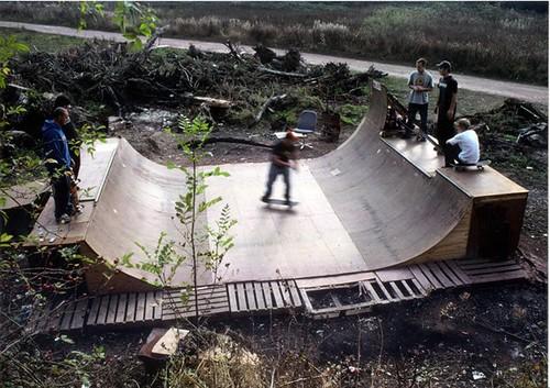quary ramp