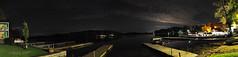 Evening Dock in Newboro (codesad) Tags: nyc autumn sunset panorama newyork canada sunrise newjersey nj cyprus sunsets northcarolina athens greece waterfalls cooper lakefront newboro smokymountians codesad
