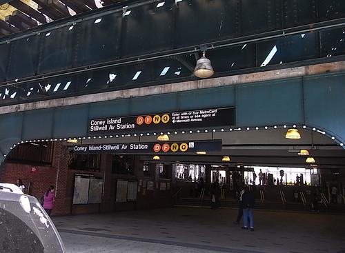 cony island station 2