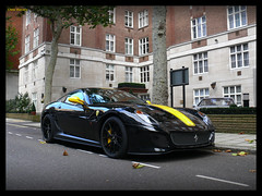 Ferrari 599 GTO (Chris Wevers) Tags: london ferrari gto 599 chriswevers