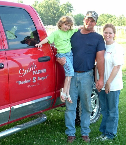 The farmers and ranchers who use its services are also the owners of the nation's cooperative Farm Credit System. Photo courtesy Farm Credit Council