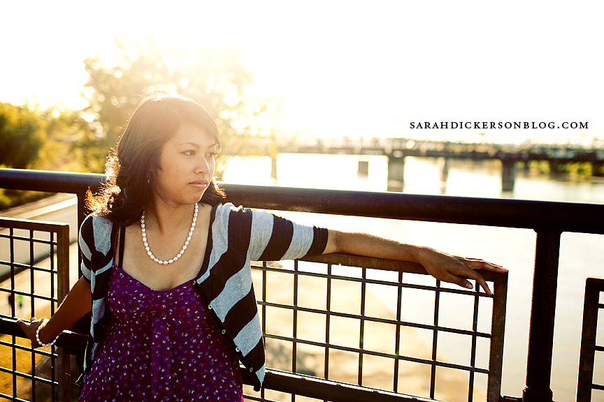 Kansas City River Market senior photographers