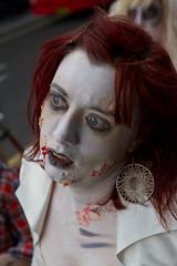 Brighton Zombie Walk 2010 (smileham) Tags: halloween walking dead brighton zombie walk horror undead zombies