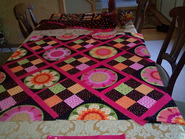 Plaid About You Lakehouse quilt