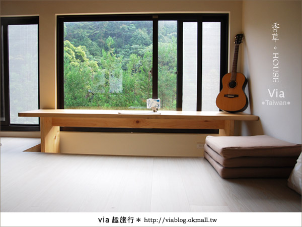 【新社】香草HOUSE~新社薰衣草森林最新溫暖系民宿(上)13